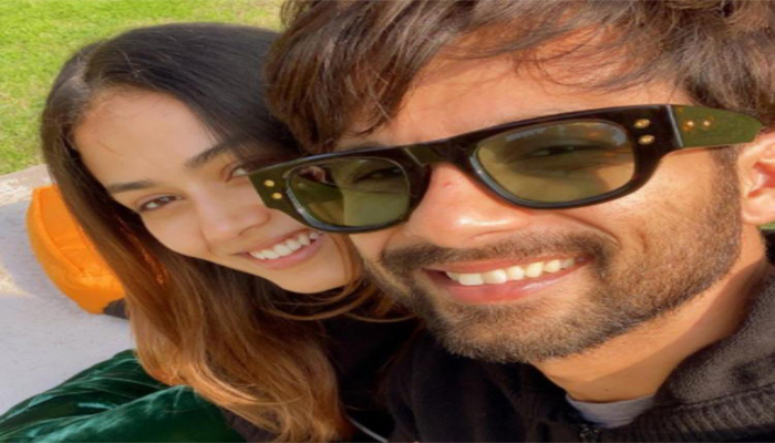 Shahid Kapoor and Mira Rajputs Goa trip is treat to the eyes