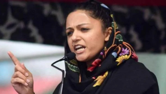 Shehla Rashid shares tale of domestic violence after her father's allegations