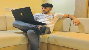 Youngster Diaries: Meet Youth Icon, 'Yashrajsinh Jadeja'