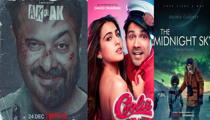 Heres a hit list of films and Web Series for Your Christmas Weekend