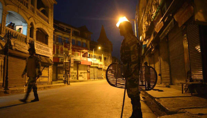 COVID: Gujarat Govt imposes Night Curfew in four cities till March 31