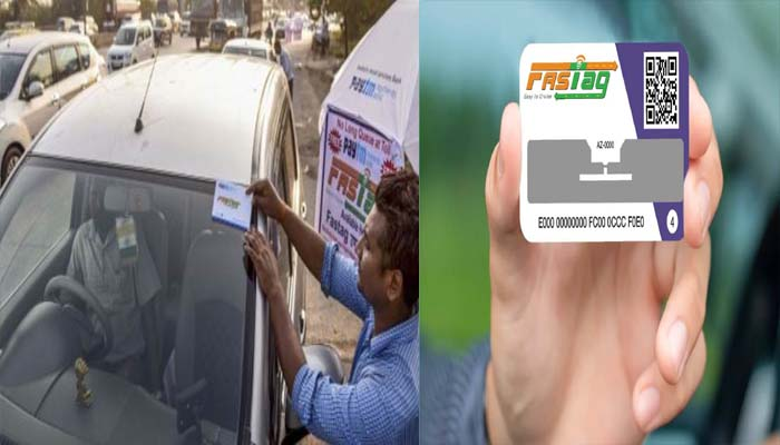 FASTag mandatory on vehicles from today; Know Everything about it...