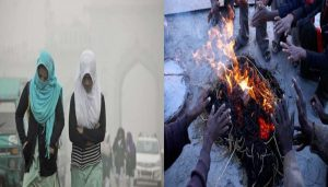 Srinagar shivers at minus 7.6 degrees Celsius, Rain Alert in many States