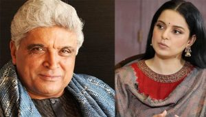 Court issues bailable warrant against Kangana Ranaut in Javed Akhtar's complaint