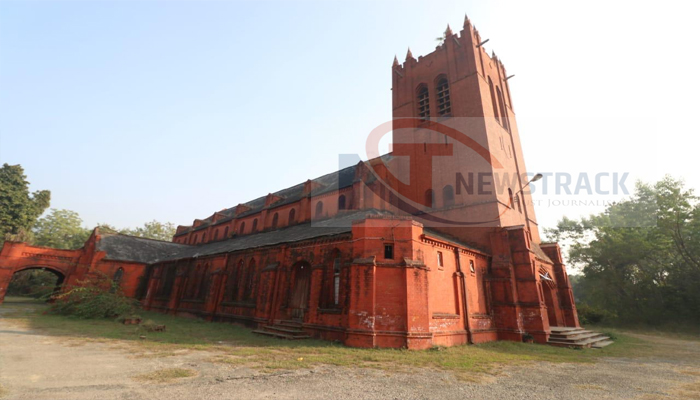 Do you know about 110 year old Church in Lucknow?