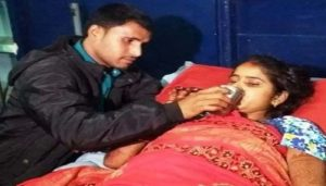'Prayagraj Couple tied knot after bride injured': Story is not less than a film