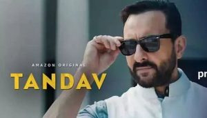 'Tandav' Controversy: BJP MP says Saif's web series hurts Hindu Sentiments