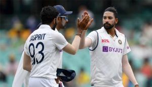 India lodge complaint of racial abuse against Bumrah, Siraj at SCG