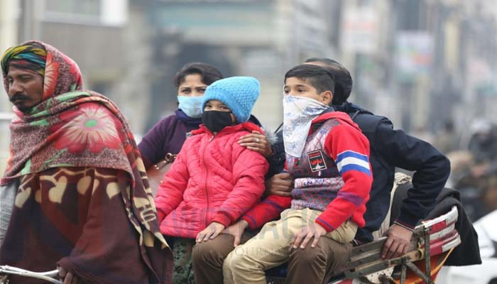 Winter at its peak in India; No update of relief for next few days