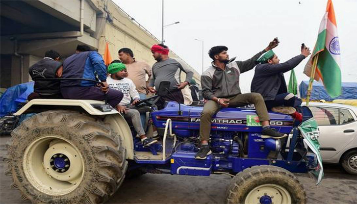 Kisan rally on 26 January: About 25,000 tractors from UP, Uttarakhand to participate