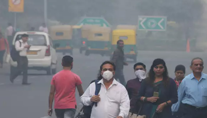 Pollution in Delhi: How Artificial Intelligence is helpful in improving air quality