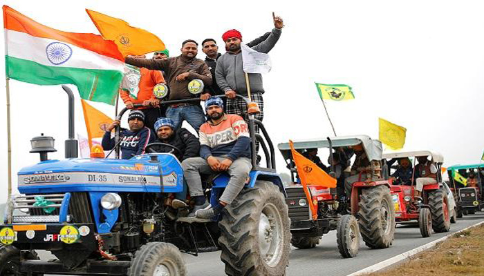 Farmers Protest: 10th round of talks with Govt Today, tight security on borders