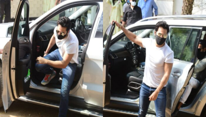 Varun Dhawan's car meets with an accident ahead of wedding; Deets Inside