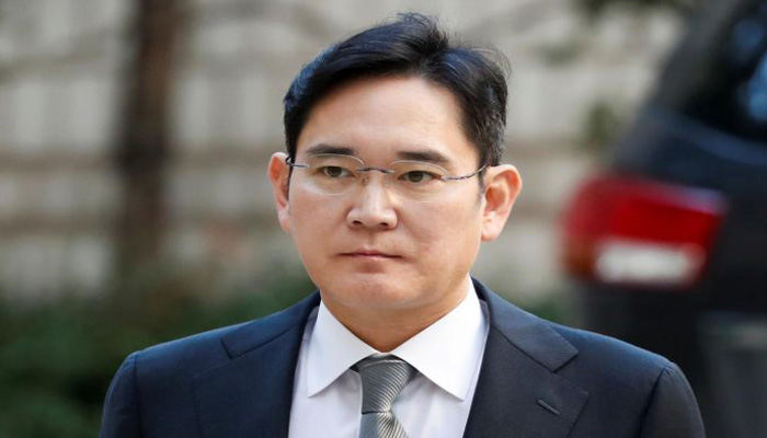 Samsung heir Lee Jae Yong sentenced to Prison in corruption case