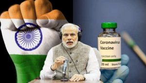 'Defining victory in war against virus': PM Modi launches Covid-19 vaccine drive