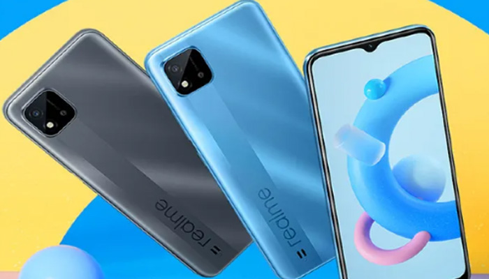 Realme C20 officially launched with 5000mAh battery; Check Details