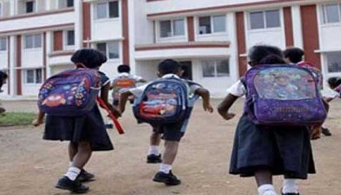 New School Bag Policy: It is important to reduce the weight of Students bag
