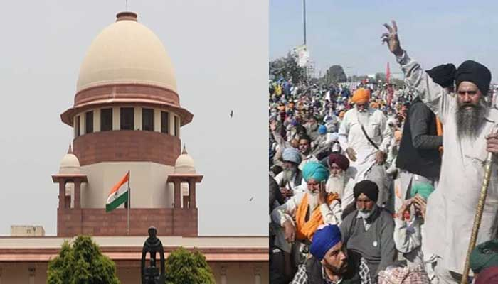 SC tells Delhi Police to decide on farmers' Jan 26 tractor rally