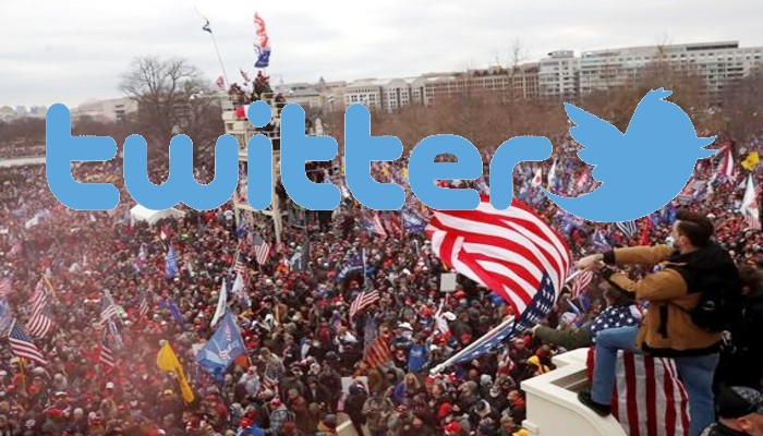 Twitter suspends 70 Thousand accounts of Donald Trumps SUPPORTERS