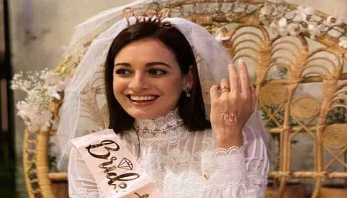 Dia Mirza looks breathtaking in red in the first PHOTOS from her wedding with Vaibhav Rekhi