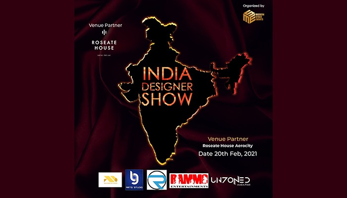 Experience country's biggest confluence of Design, Style, & Elegance at India Designer Show