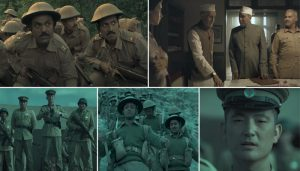 1962: The War in the Hills- A Perfect web series with military action drama