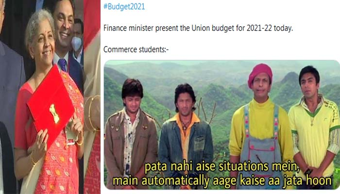 Reaction of Netizens on Union Budget 2021; Heres a Meme List