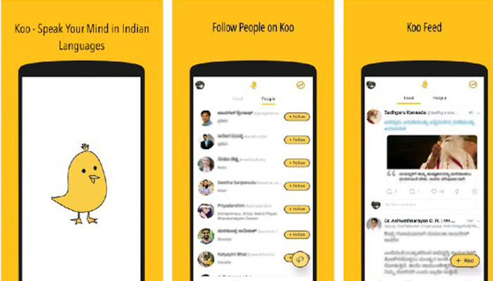 Modi Govt may officially declare KOO APP as Indian Twitter