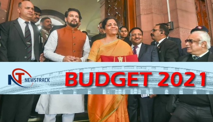 LIVE Union Budget 2021: FM Sitharaman presenting budget in Parliament
