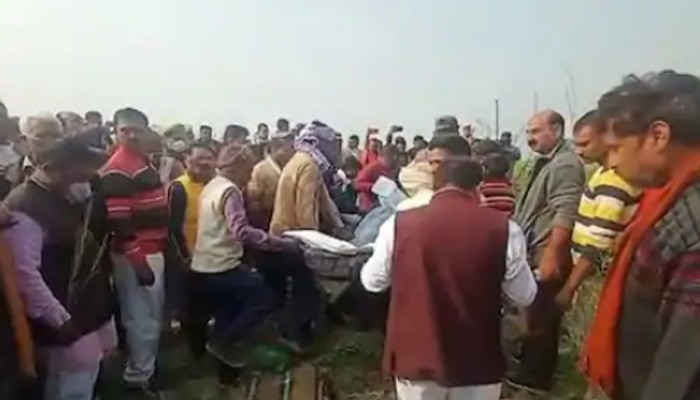 Unnao Case: Cremation of both Dalit Girls amid tight security