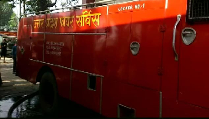 Fire breaks out at Kanpurs LPS Institute, CM Yogi Adityanath seeks reports