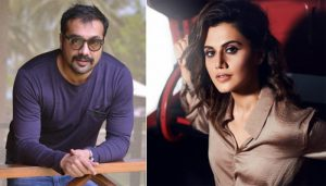Breaking! Anurag Kashyup, Taapsee Pannu face Income Tax Raids