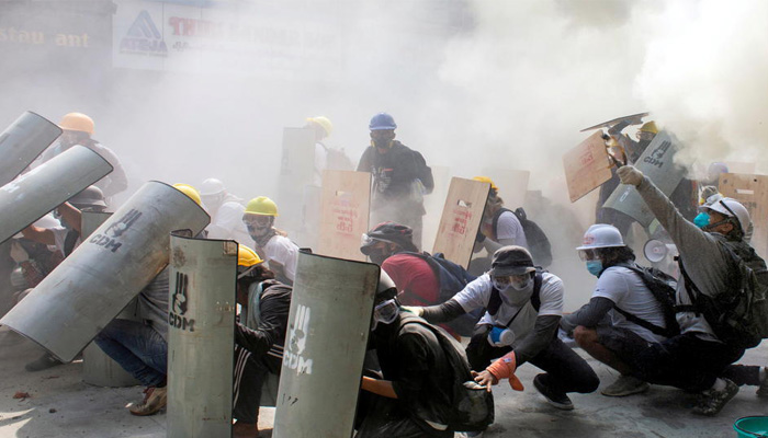 UN Human Rights office expresses concern over death of Protesters