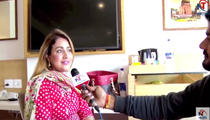 Actress Pakhi Hegde Full Interview with Newstrack