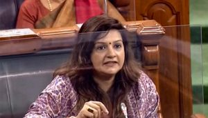 Women's Day: We need more Women Leaders- Priyanka Chaturvedi in Rajya Sabha