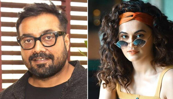 Taapsee-Anurags phone data wiped off by shareholders, claim IT officials