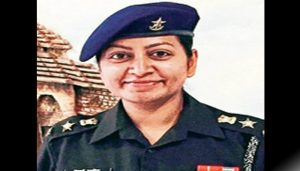Mitali Madhumita- First Lady Officer who started fight for Permanent Commission