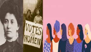 The Story behind International Women's Day, Why we celebrate this on March 8?