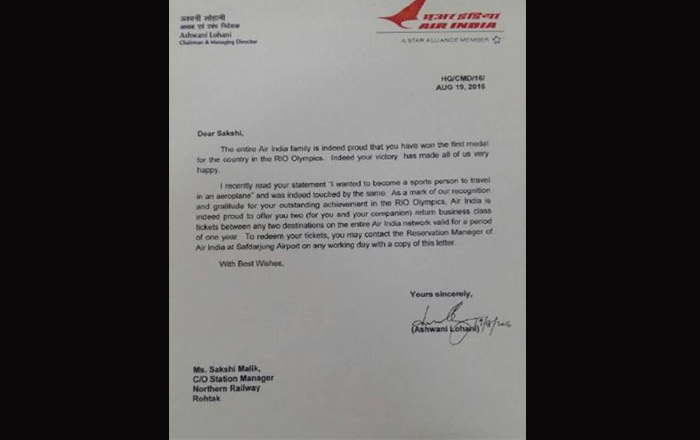 Air India Offers Business Class International Tickets To