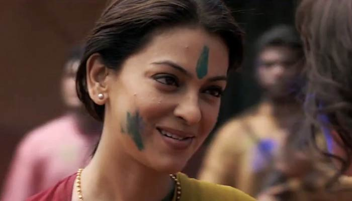Juhi Chawla in Gulab Gang... She played a negative character for first time