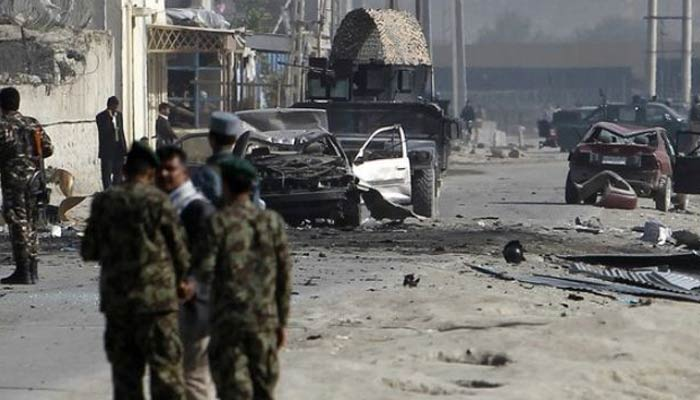 Bomb attack at a member of Afghanistan Parliament, 7 feared dead