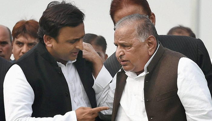 Mulayam goes Mulayam on SP-Congress alliance, will campaign after Feb 9
