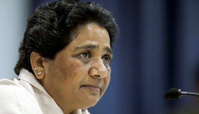 Bank accounts of BSP, Mayawati's brother found with huge cash deposits