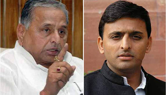Mulayam issues notice to Akhilesh for releasing candidates list