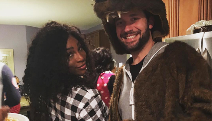 Serena Williams-Reddit co-founder Alexis Ohanian engaged