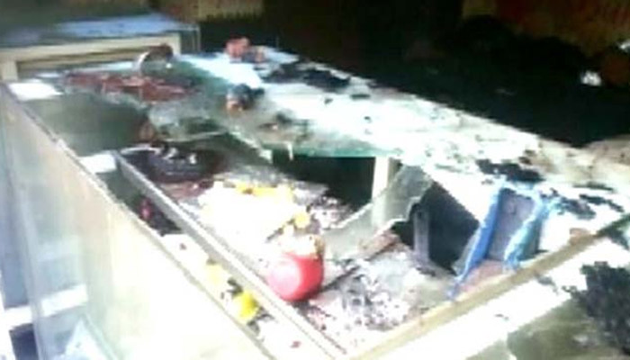 Fire breaks out at a bakery shop in Pune, six killed