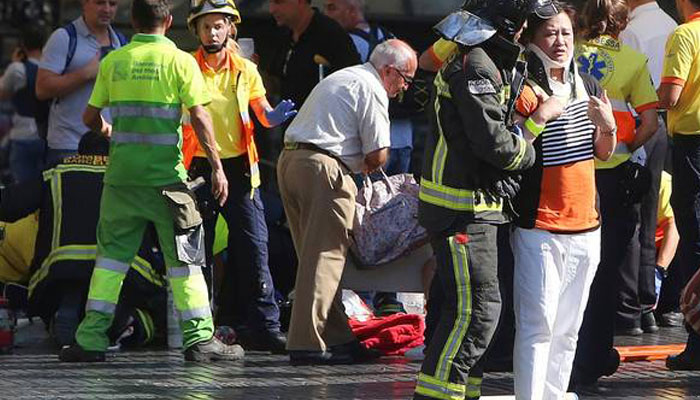 Barcelona attack: Two of four surviving terror suspects jailed