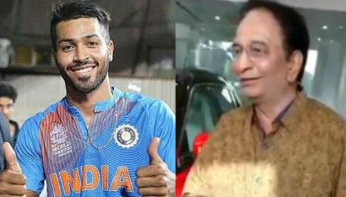 Hardik Pandya gifts Jeep Compass to his father as surprise gift