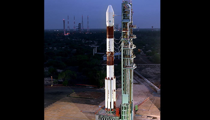 Countdown begins for Indian navigation satellite launch