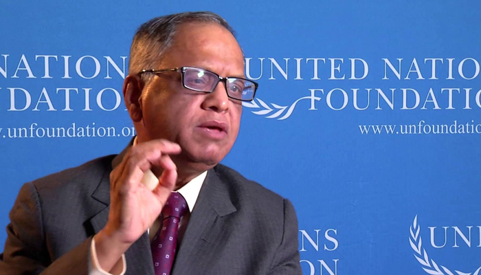 Infosys founder Murthy to interact with investors on Wednesday